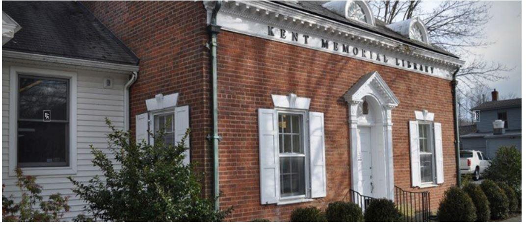 Kent Memorial Library exterior.JPG