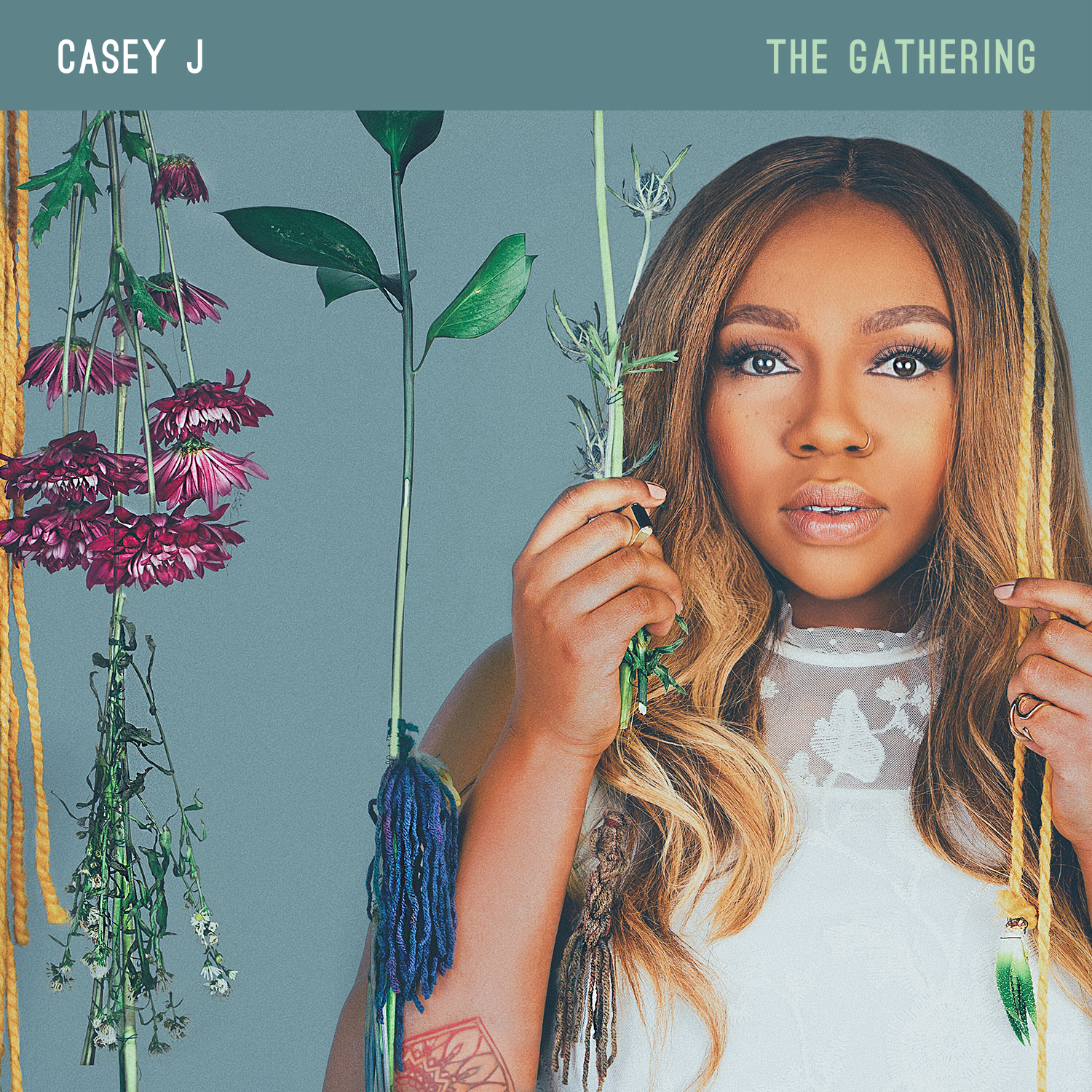 Casey J - The Gathering Cover