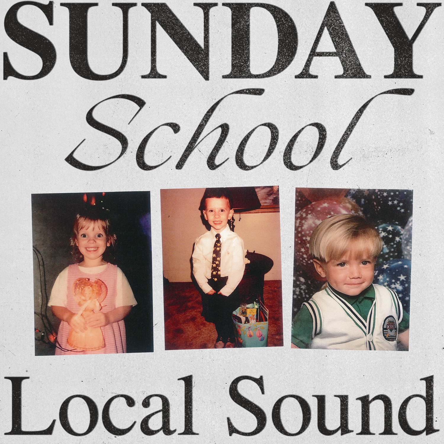 Local Sound - Sunday School Artwork