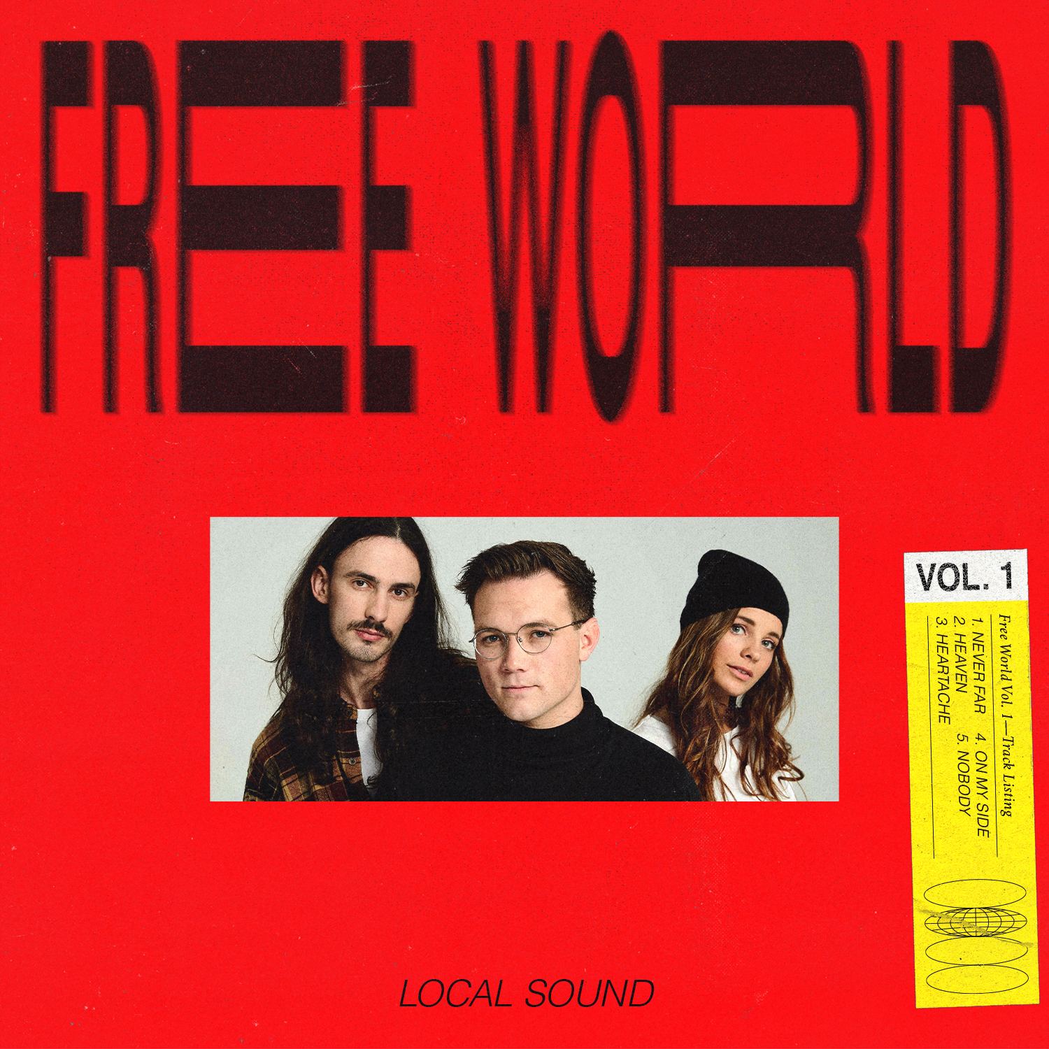 Local Sound - Free World Vol 1