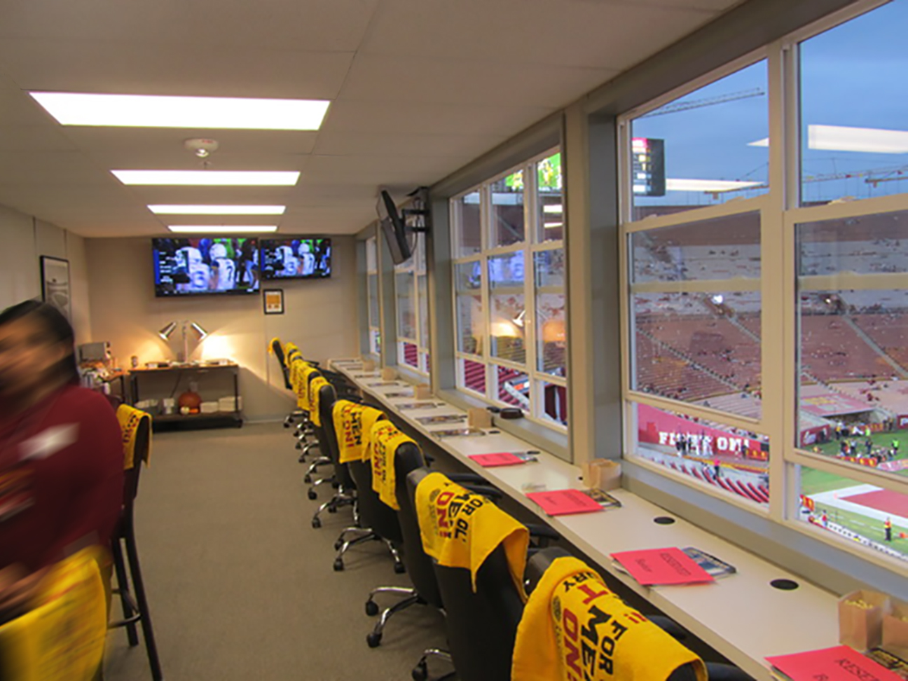 Hospitality Suite, View 1