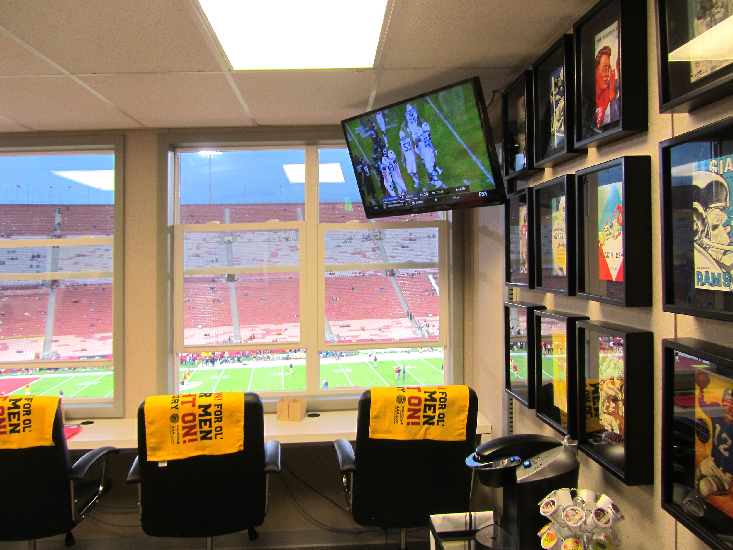 Hospitality Suite, View 2