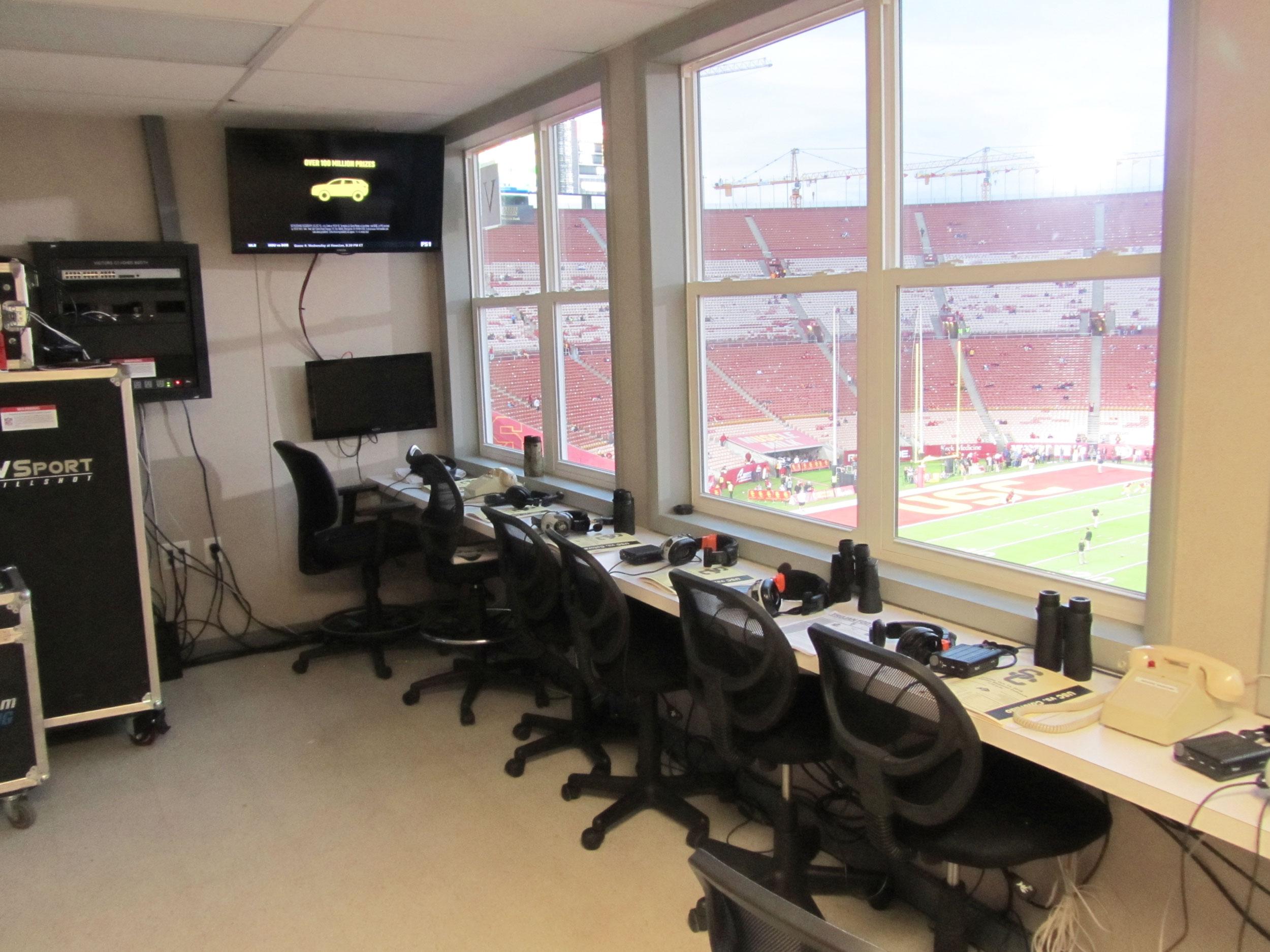 Coaches' Room