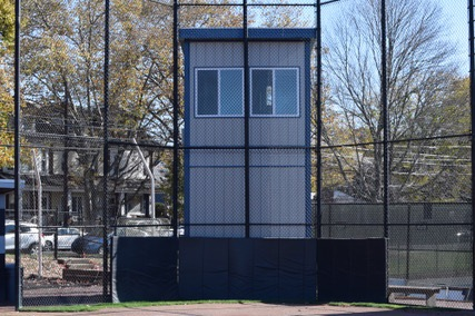 MORAVIAN COLLEGE - This is one of the smallest 2-story Ground Game™ Series press box solutions we've had the privilege to provide.