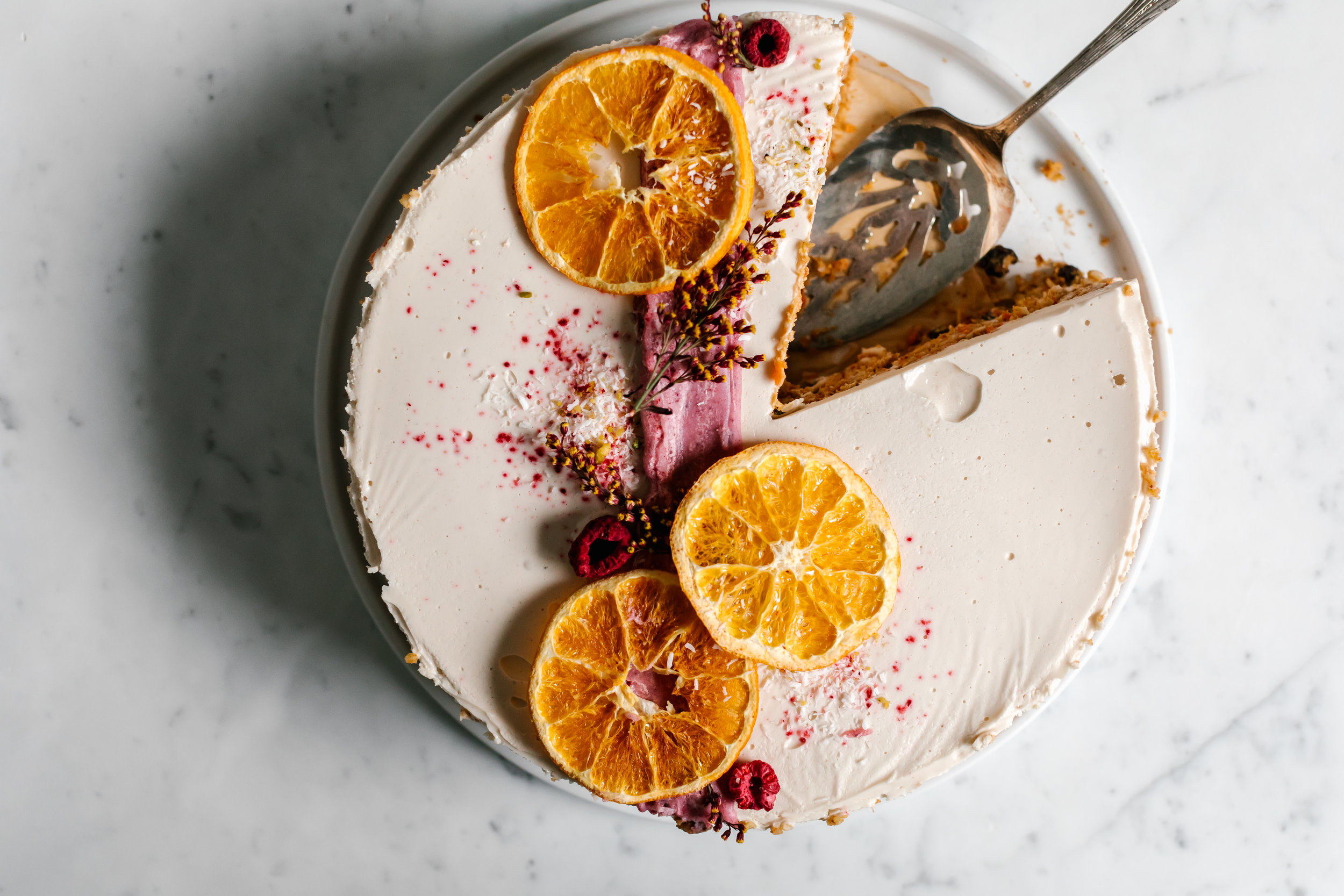 Meet The Source: Raw Carrot Cake