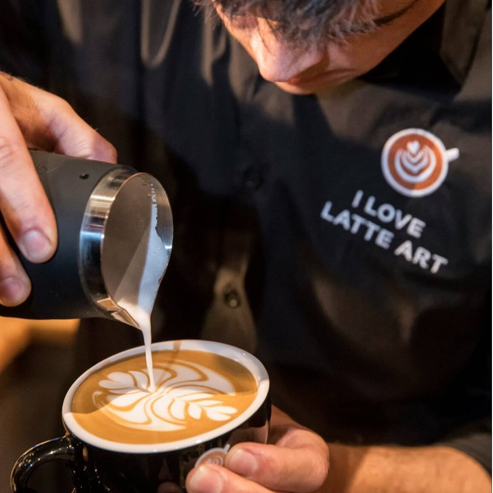 "Carl Boudreault7K to 21K Followers On Instagram - ""I've been building my brand online for some time now under the name of @baristaCarl on instagram.My mission is to promote"