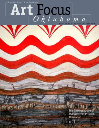 Image owned by the Oklahoma Visual Arts Coalition  https://issuu.com/ovac/docs/artfocus-septoct10/7