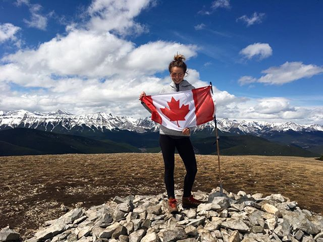My true north always takes me home 🇨🇦 #home #canadianbuilt #happycanadaday #strongandfree