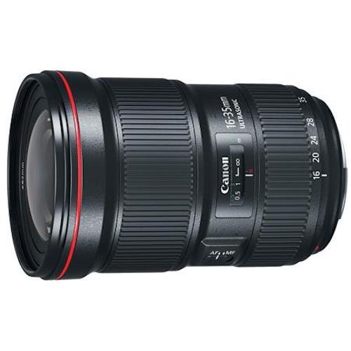 Canon EF 16-35mm 2.8 L II