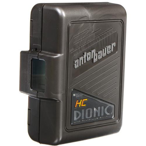 Anton Bauer DIONIC-HC (91Wh) Gold Mount Batteries