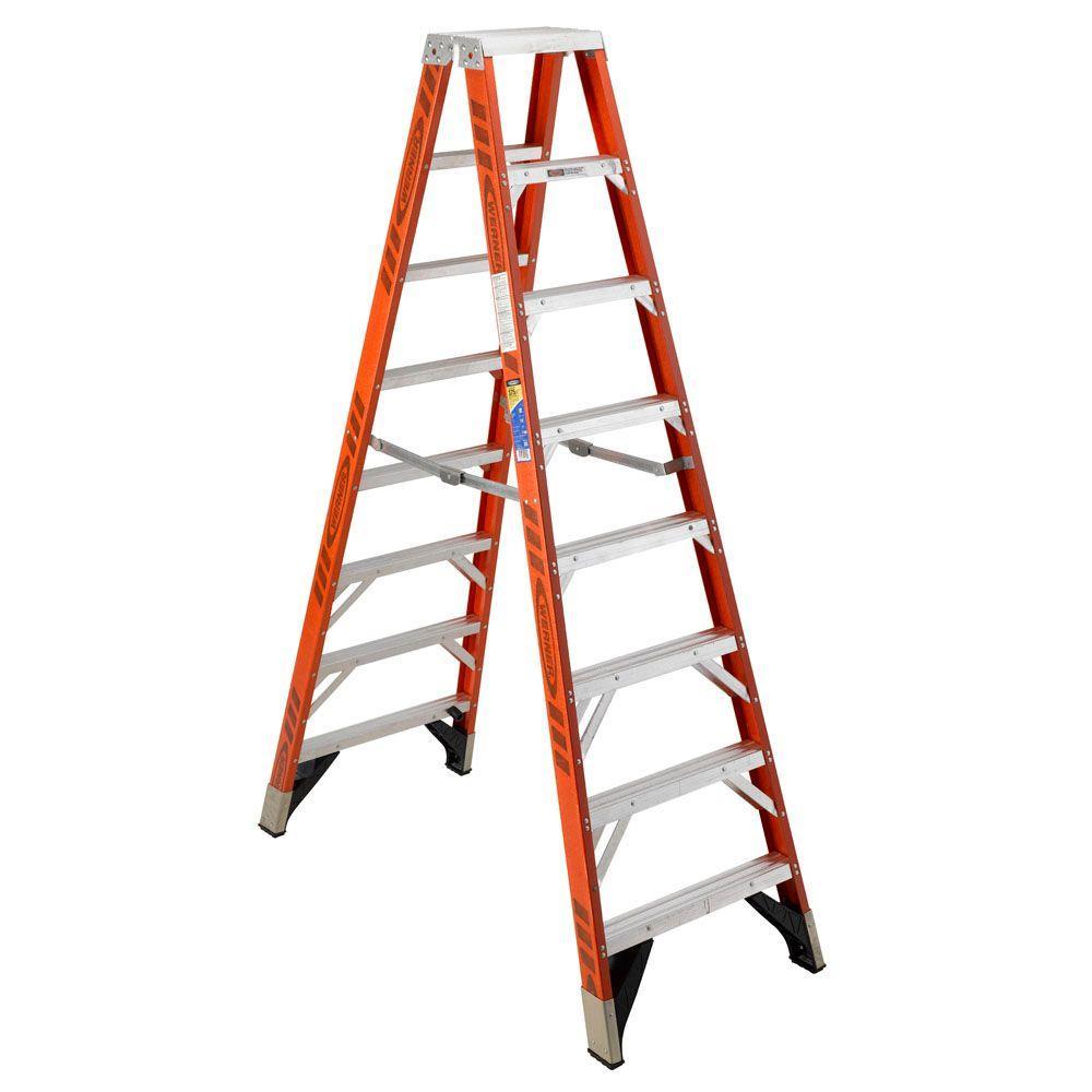 Ladders - Twin Step Fiberglass