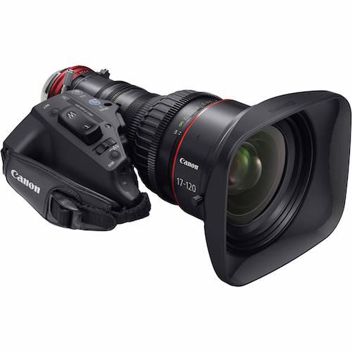 Canon Cine-Servo 17 – 120mm T2.95