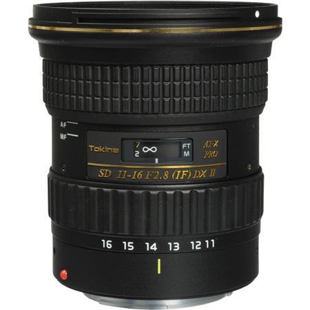Tokina EF-S 11 – 16mm f/2.8 AT-X Pro DX