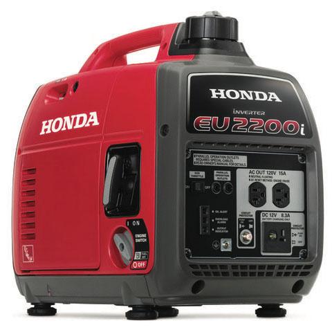 Copy of Honda eu2200i Putt-Putt Generator