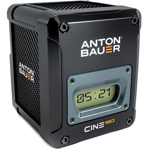 Anton Bauer Cine V90 (90Wh) V-Mount Batteries