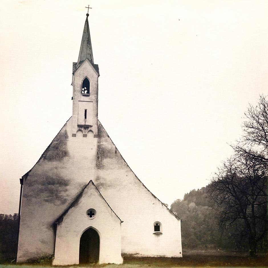 The Church, Wasserburg, Germany.