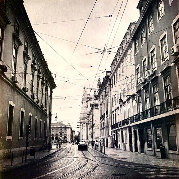 Tracks, Lisbon, Portugal.