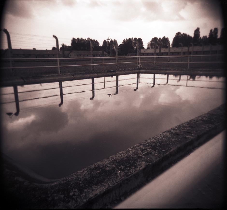 Auschwitz, Poland.