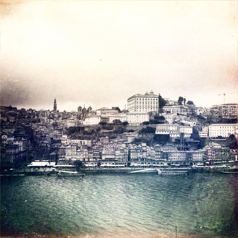 The City, Porto, Portugal.