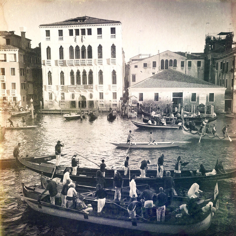 The Regatta, Venice, Italy.