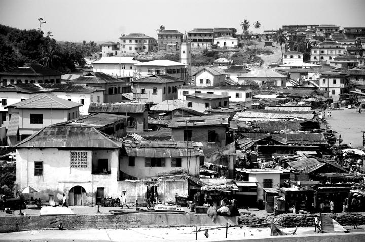 Elmina, Ghana.