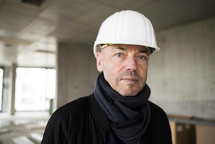 Architect,  Amandus Sattler , Munich, Germany.