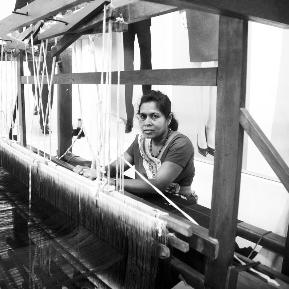 Weaver, Sri Lanka.