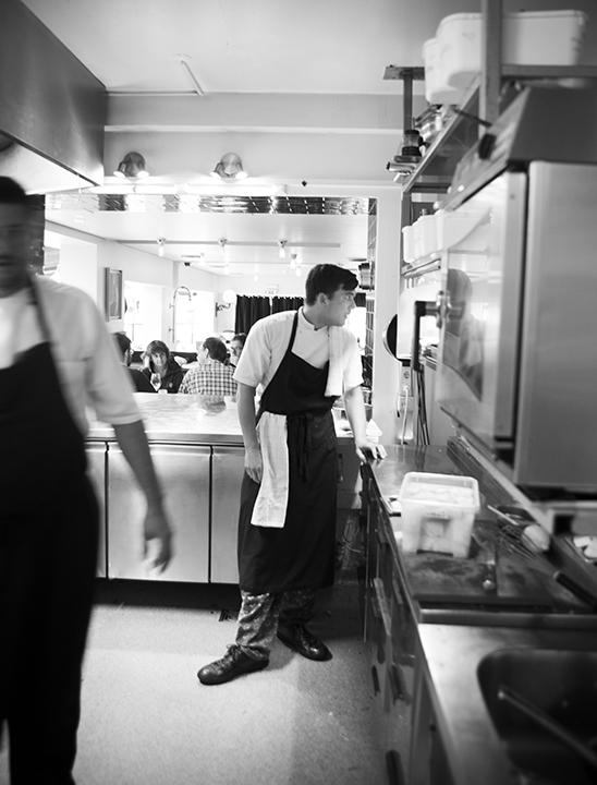 Chef,  Snaps , Reykjavik, Iceland.