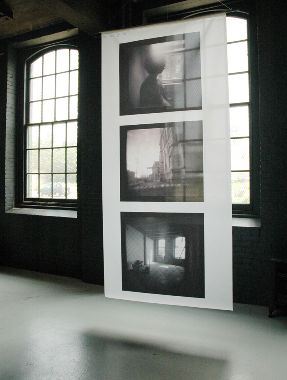 Moments, the Icebox gallery, Philadelphia, 2012.