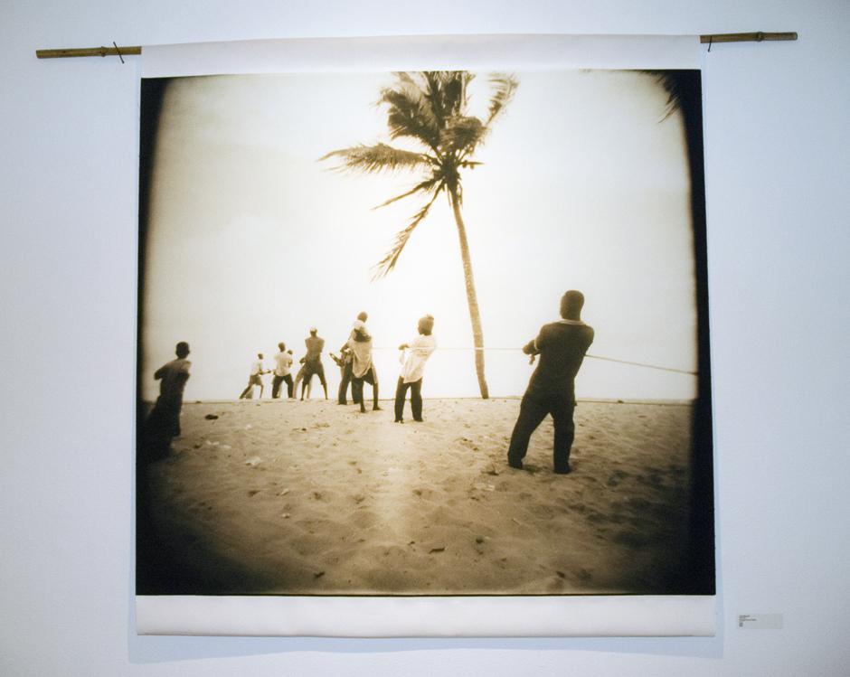 "Women in Progress, Ghana. ""Bebe"" Benoliel Gallery at  The Center for Emerging Visual Artists . Philadelphia, 2010."