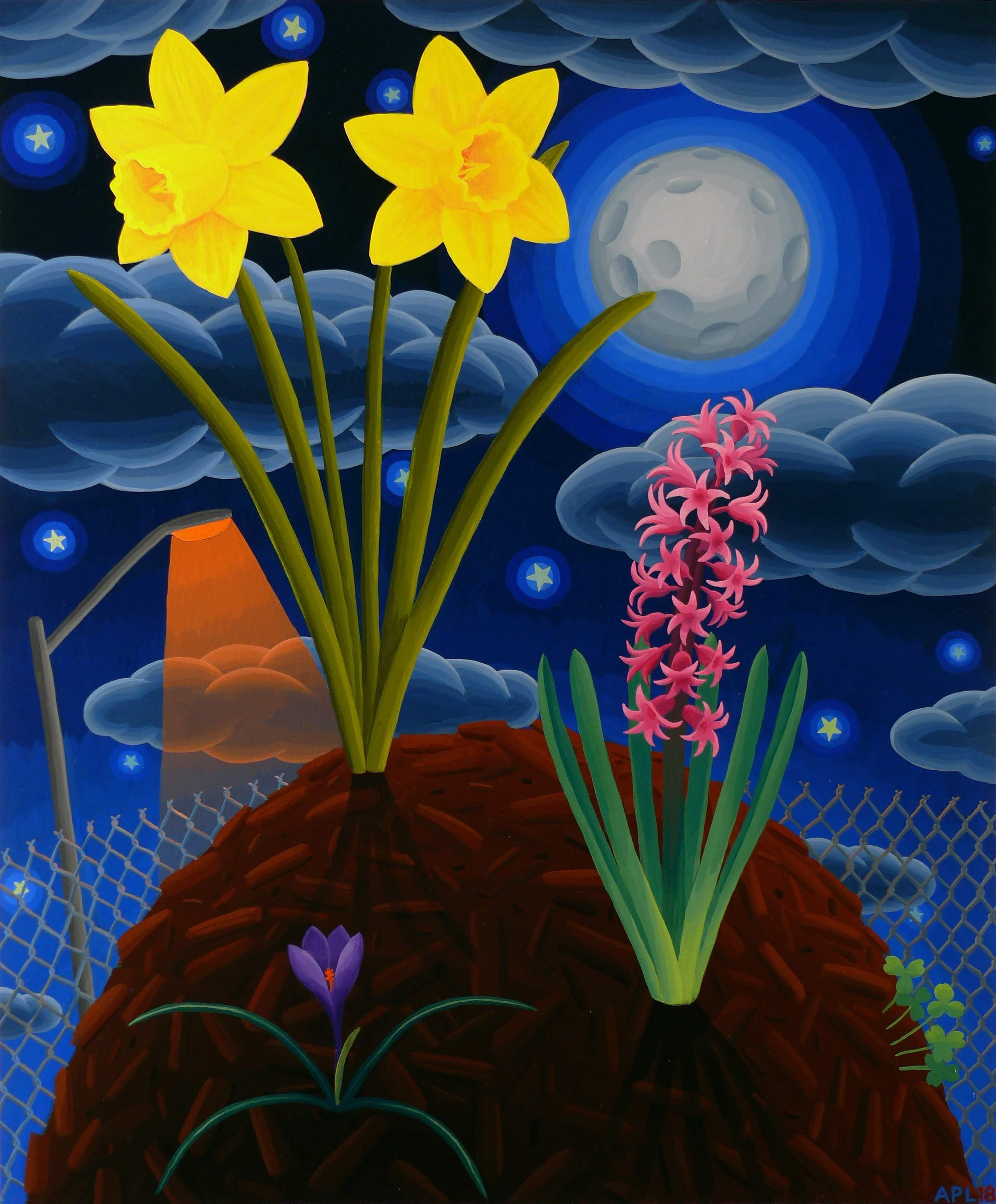 AmyLincoln_Daffodil and Hyacinth_24x20inches.jpg