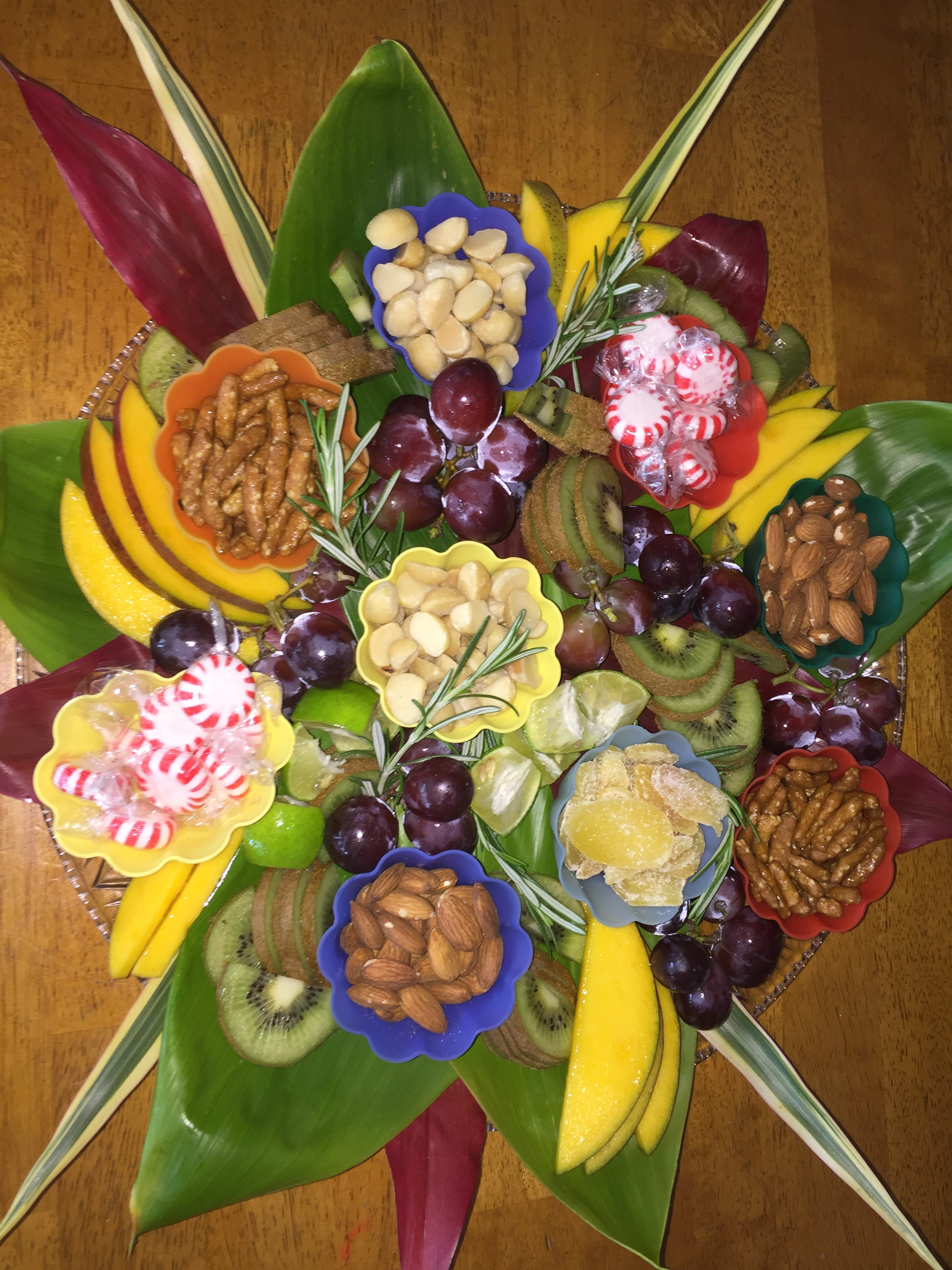 Charcuterie Board for a local salsa dance showcase at the historic downtown theater - Give us a call for your event.
