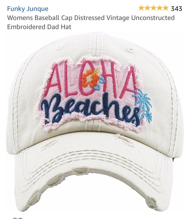 Aloha Hats!