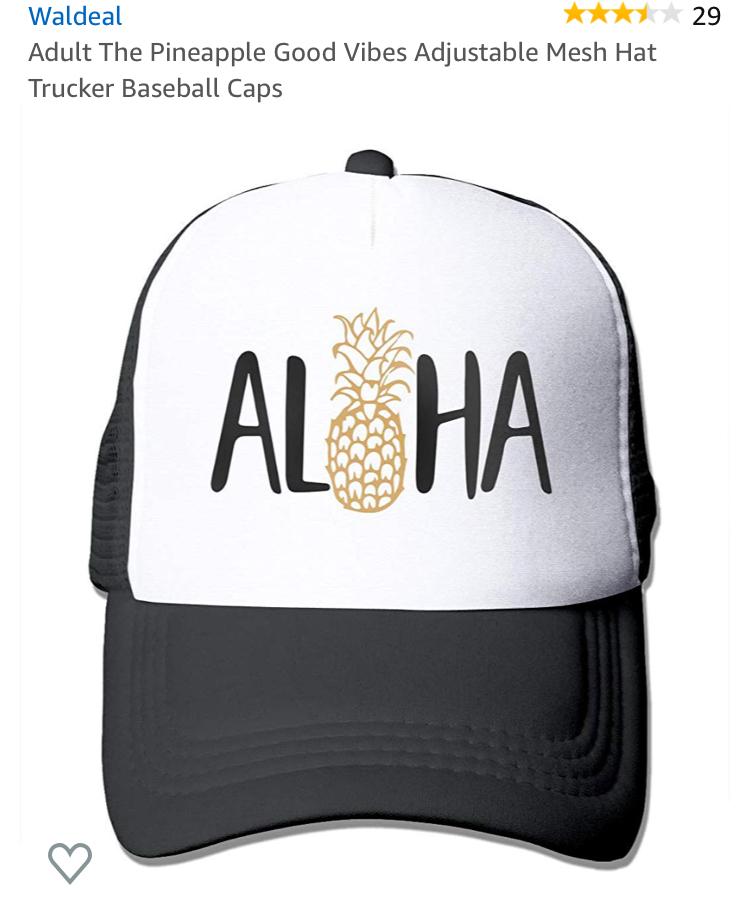 aloha pineapple love. trending.
