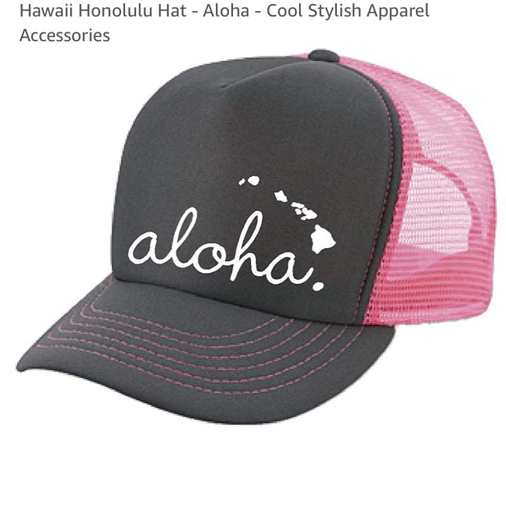 quintessential ladies aloha hat