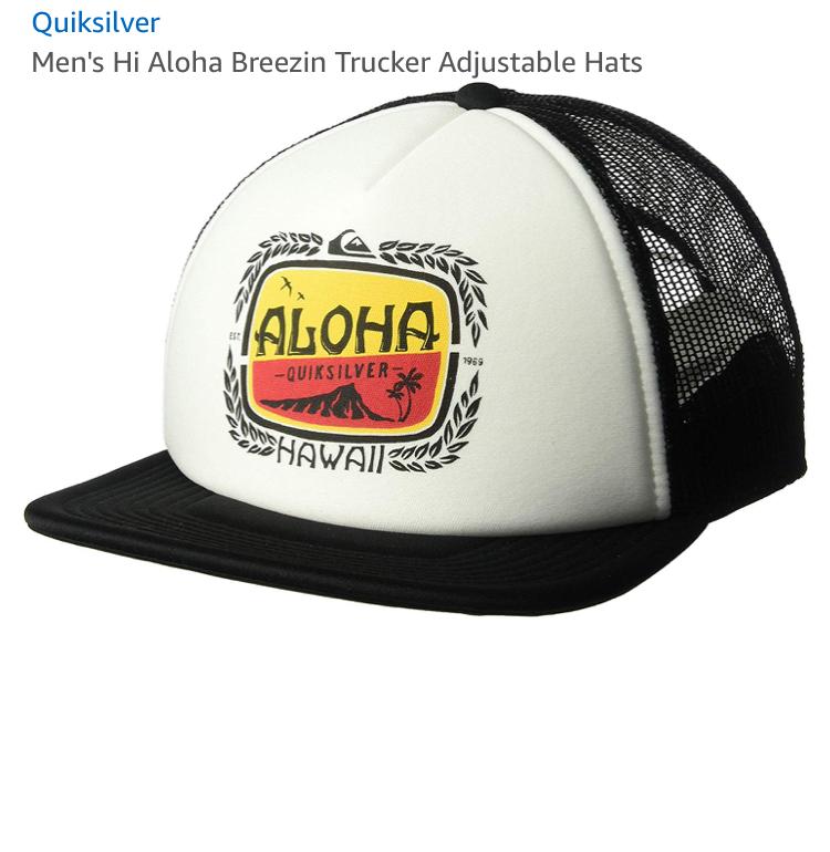 MANS/TEEN BEACH ALOHA HAT