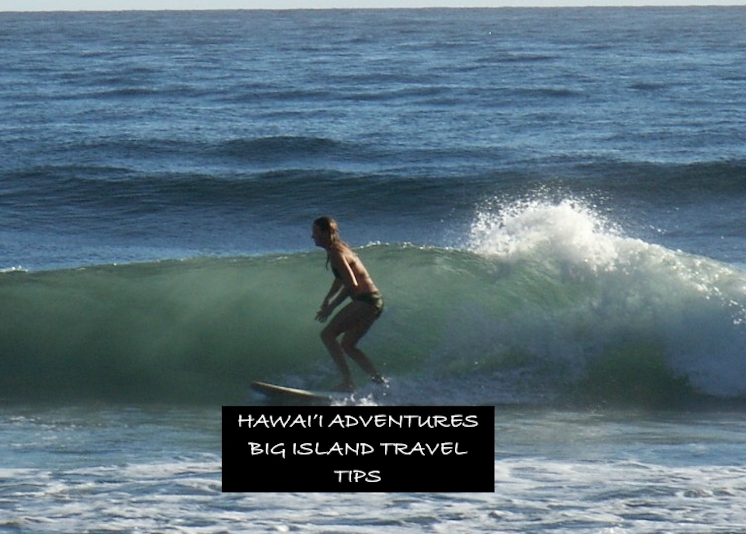 Hawaiians get the credit for surfing. The only people on the planet to take a floating board and ride a wave to shore. Legends!