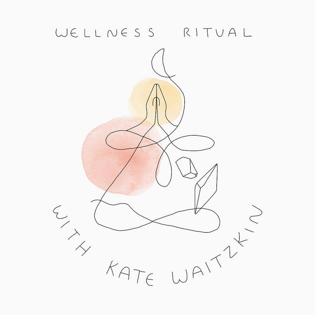 Here it is, the third feature for the • Wellness Ritual • This series is about extraordinary people who embody what it is to lead a health-conscious lifestyle and what they do to stay balanced in their daily life. It's my favorite hobby! @katewaitzkin is an accomplished yoga & meditation teacher with a passion for movement, essential oils, and connecting with your inner self and others. Read her thoughtful words in the blog post linked up in my profile 👆🏻, The Wellness Ritual with Kate Waitzkin!   .  .  Illustration above by @kellycolchin ❤️.   .  .  Blog Photo images by @heathergallagher.photography ❤️  .  .  #healthyliving #yogateacher #yogalife #mindfulness #meditation #dailymeditation #dailypractice #findbeauty #essentialoils #naturalmama #healthymomma #healthyfamily #austinyoga #atxyoga #medicinekitchen #wellness #naturalbeauty #movementismedicine
