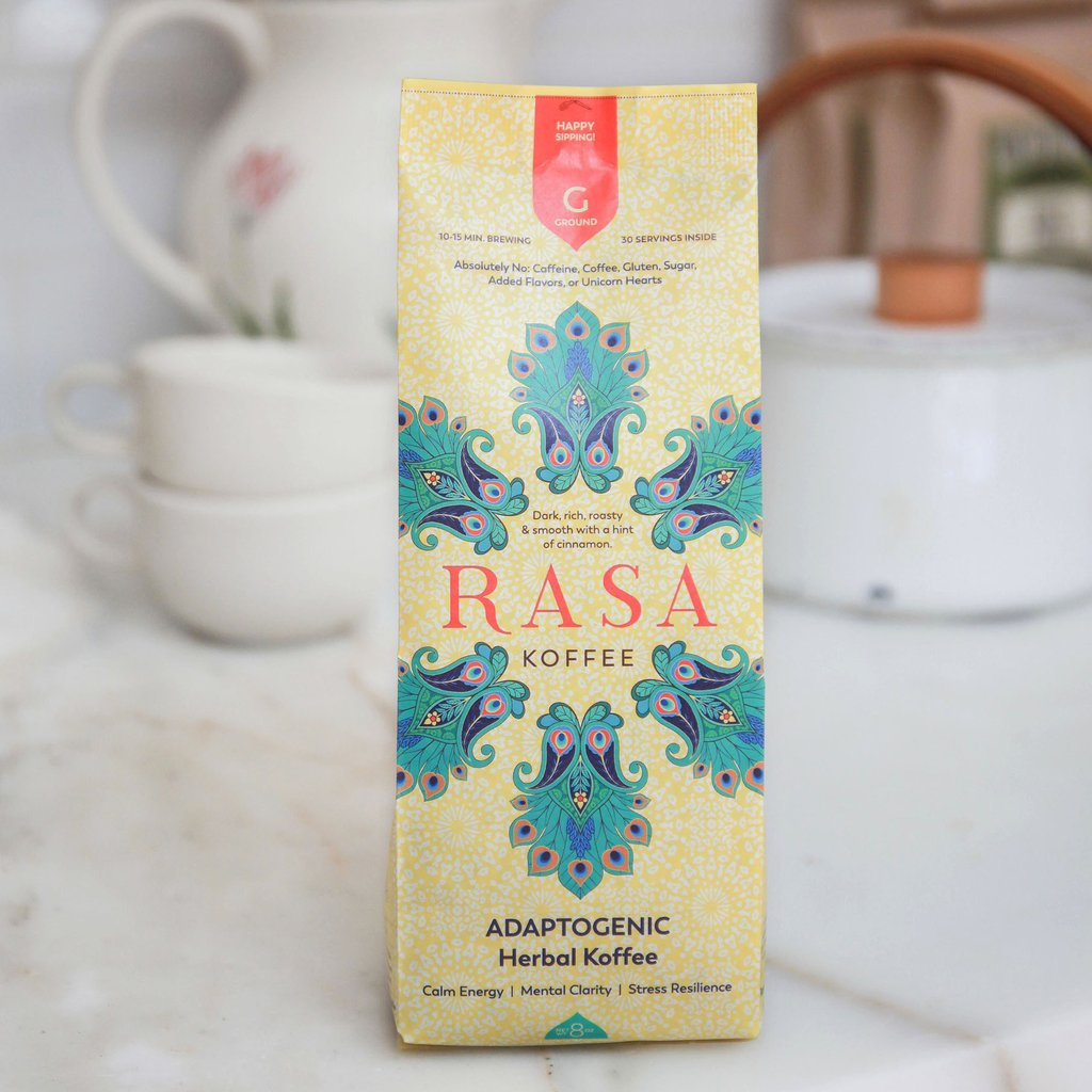 Rasa Koffee Adaptogenic Herbal Koffee Blend - Classic