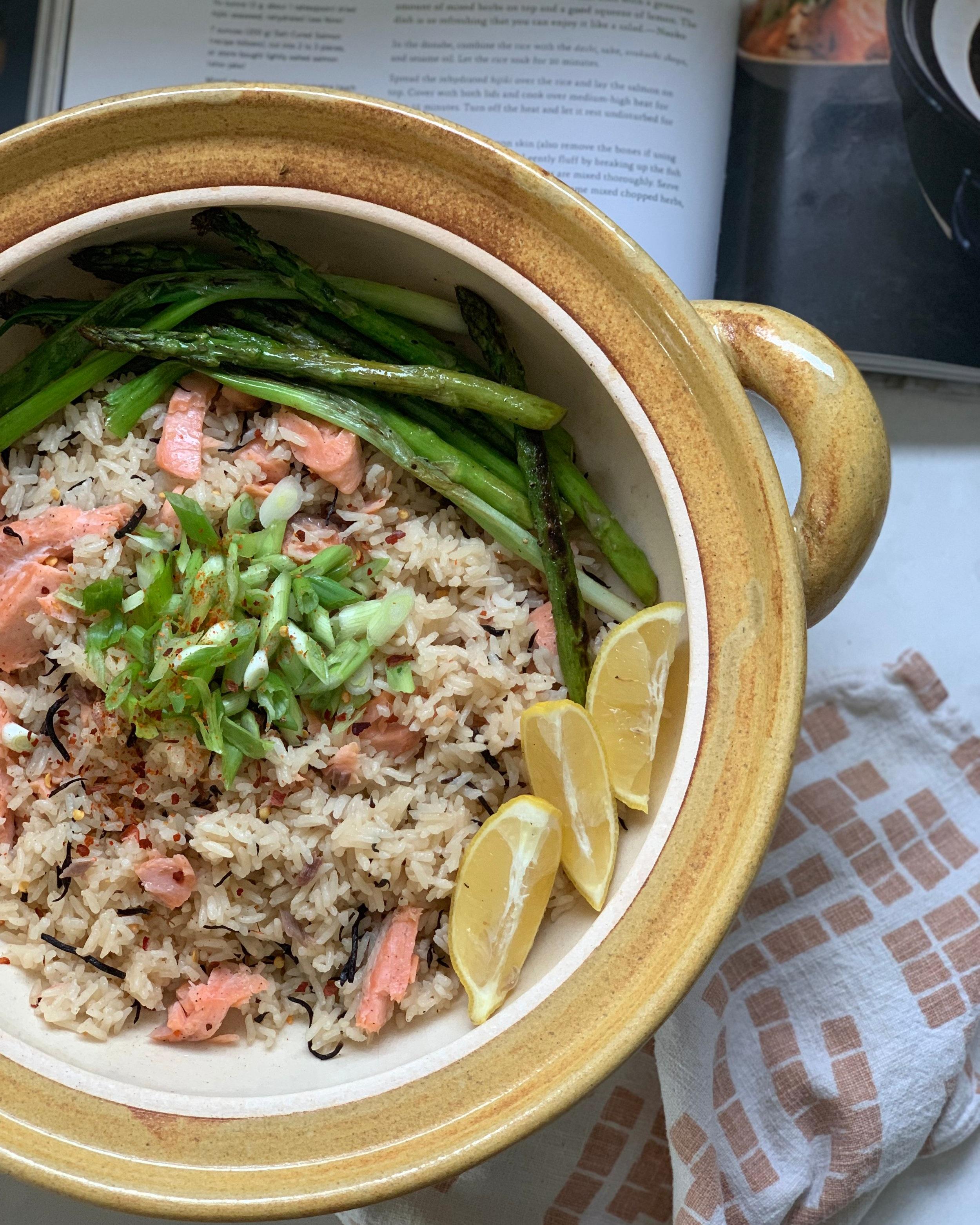 salmon+and+hijiki+seaweed+rice+whole+foods