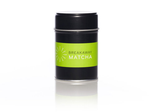 BreakAway Matcha Tea - the best!