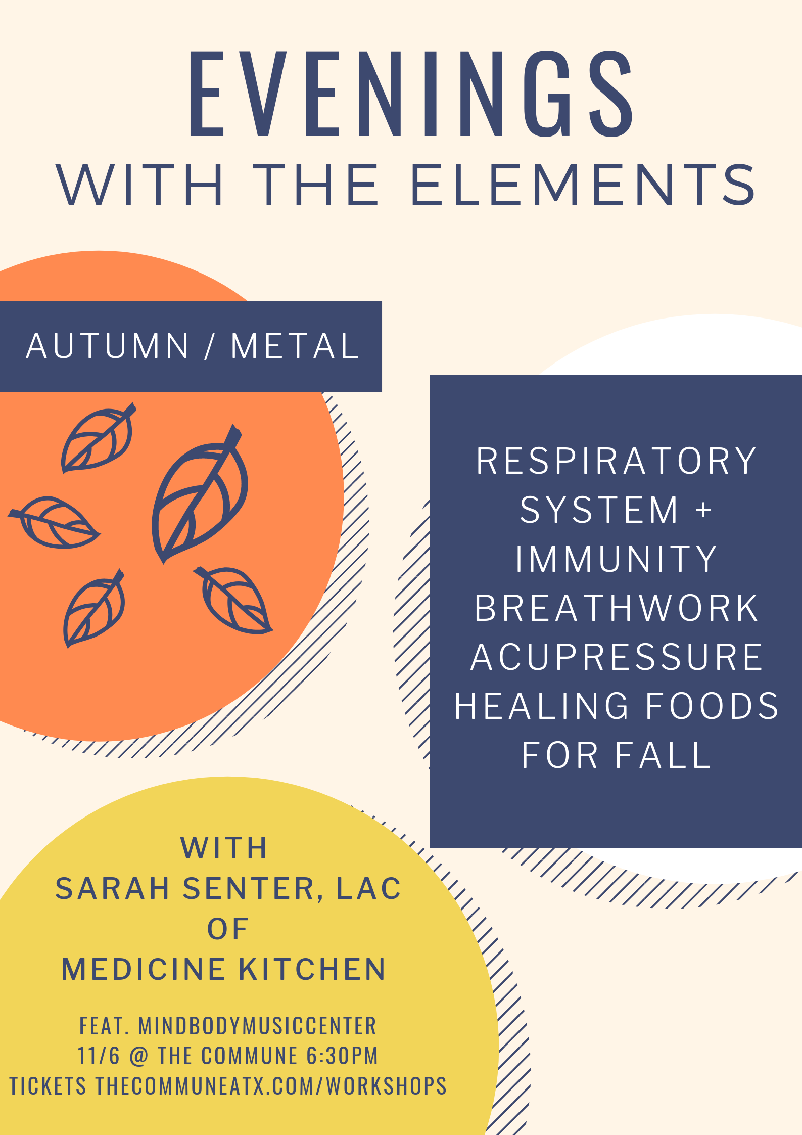 Evenings with the Elements - png.png, Sarah Senter, The Commune Austin