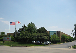 NB Corporation of America, Hanover Park   Design-Build remodeling and renovation of 31,500sf office/factory building.