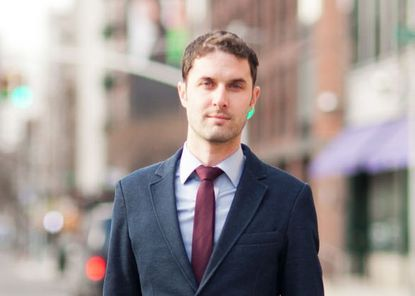 David Yarus, founder of JSwipe and mllnnl