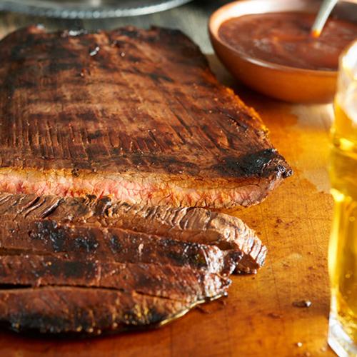 Teaspoon Willie's Flank Steak