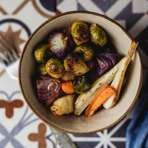 Teaspoon Willie's Roasted Vegetables