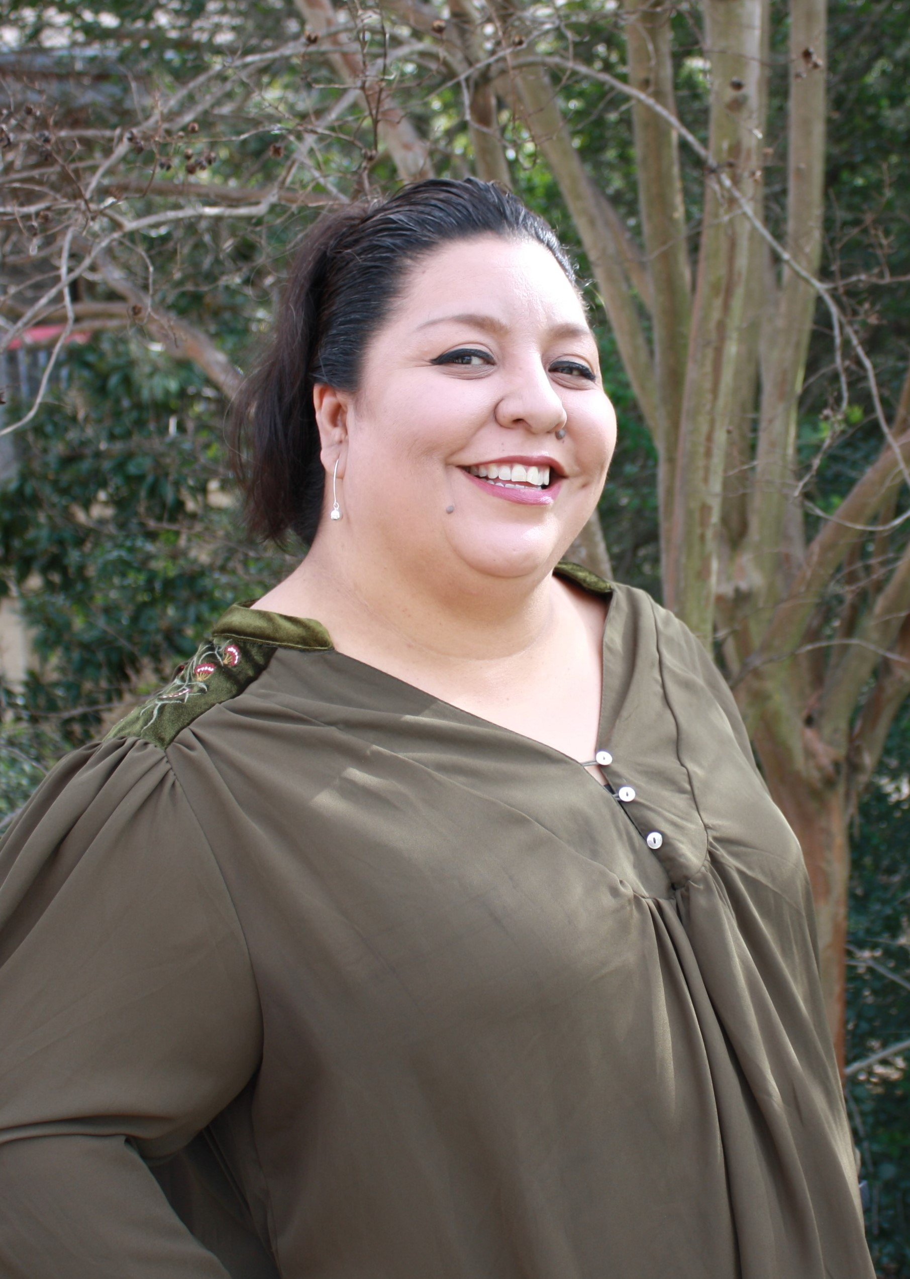 Cynthia Olivarez - Administrative Assistant