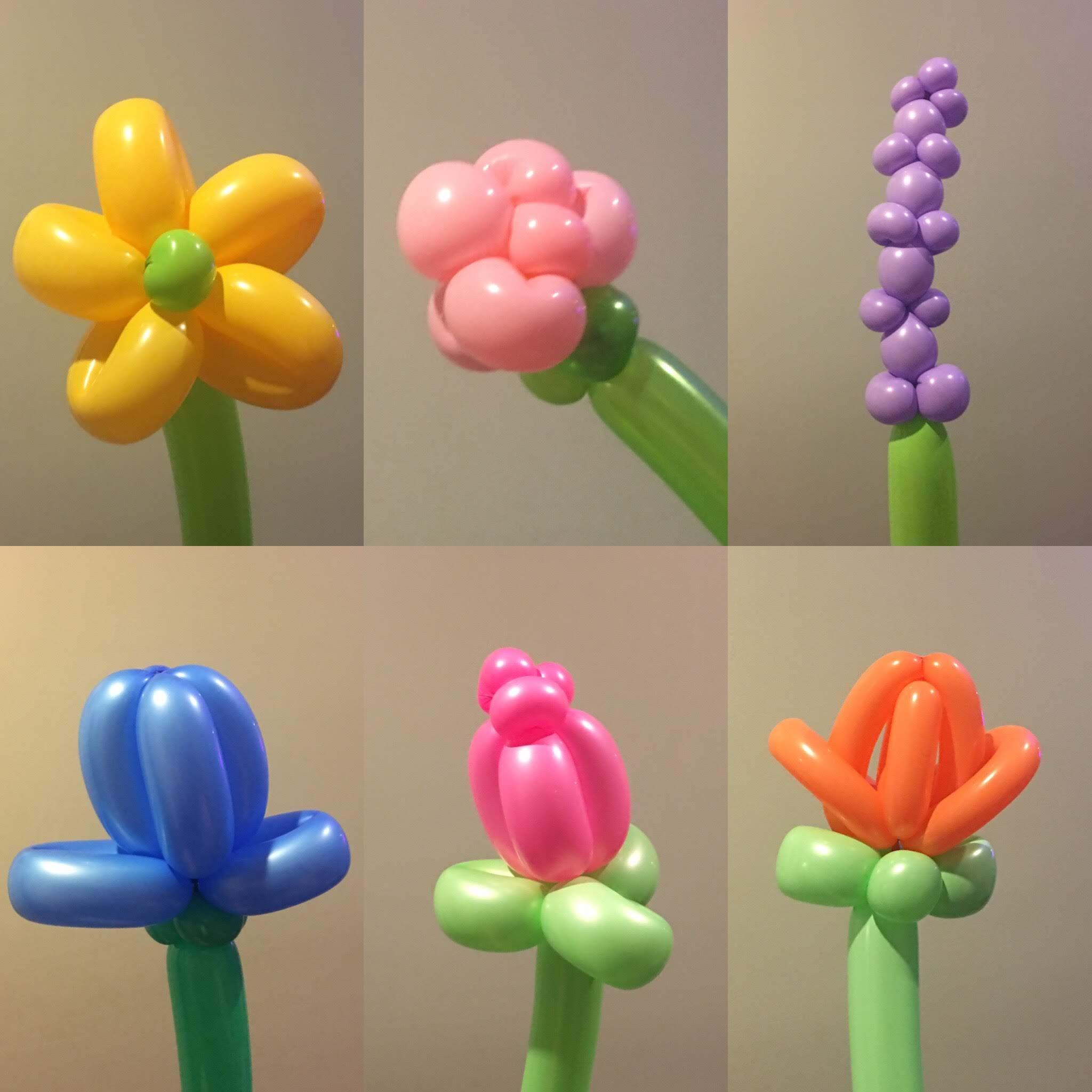 Bronze-Tier Balloon Flower examples