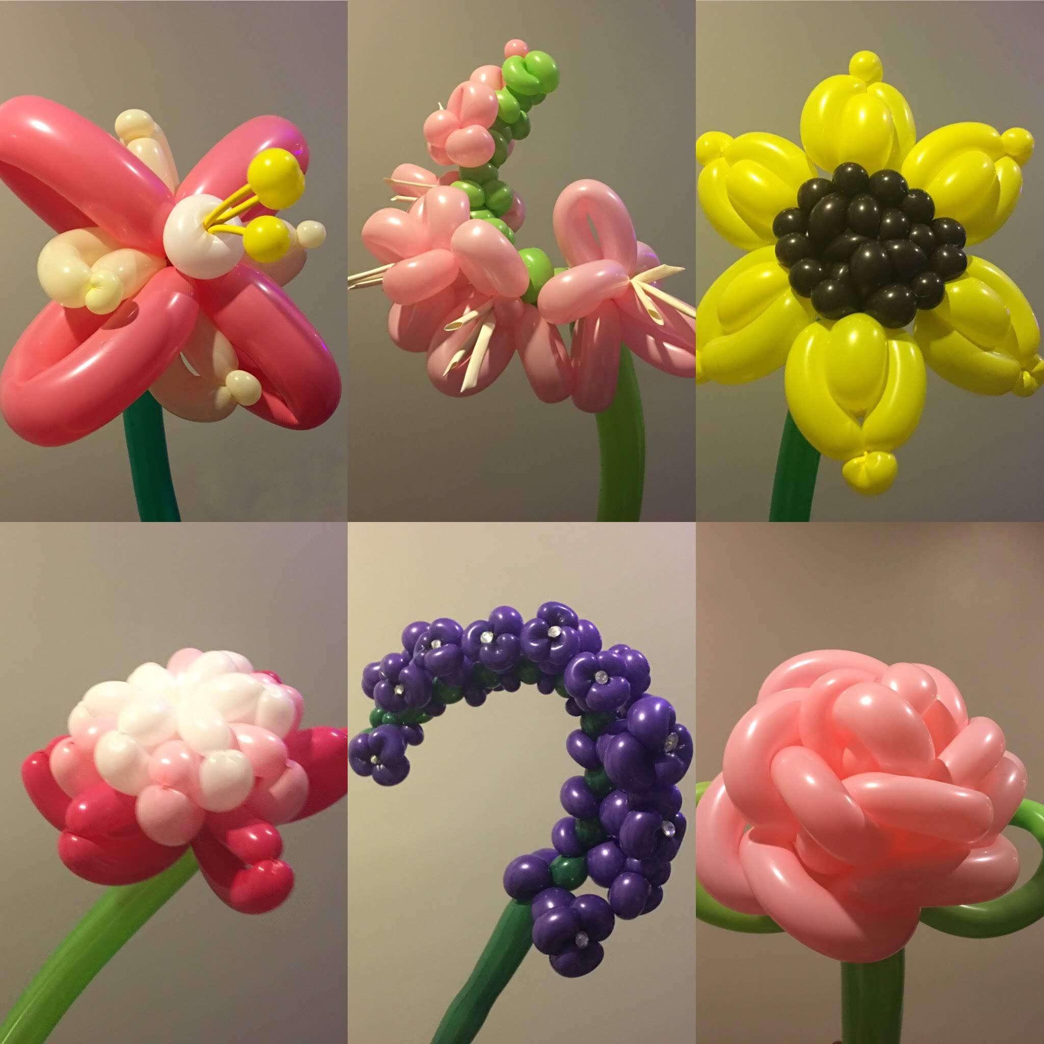 Platinum-Tier Balloon Flowers examples