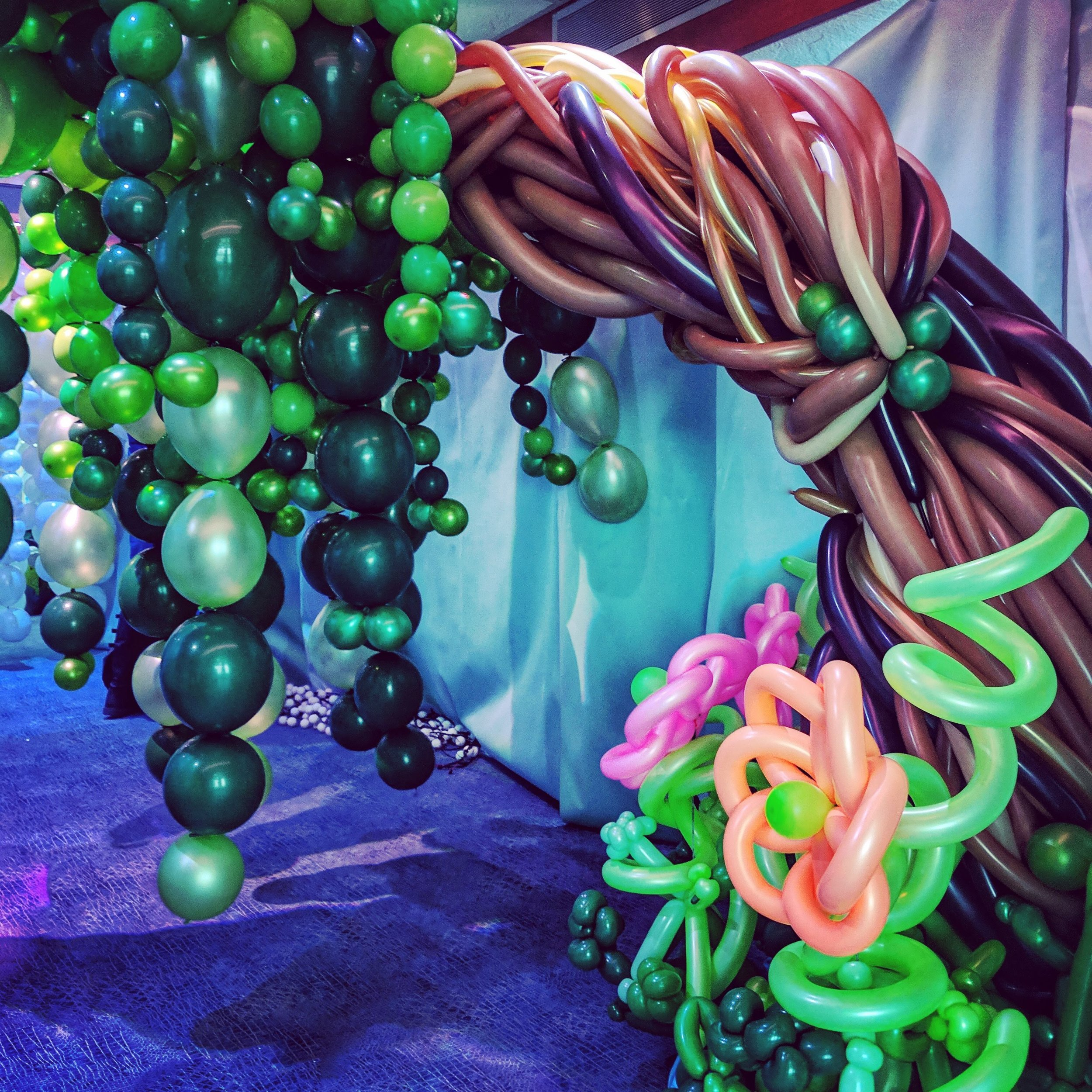 Balloon Tree by Lovekins Designs